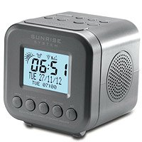 Sunrise Sun Simulator Day Light SRS150 Alarm Clock