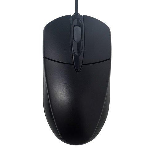 3R スクロール光学式マウス PS2 ブラック 3R-KCMS01PBK