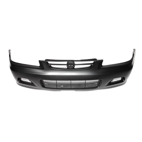 Bumper Grille For 2002-2004 Chrysler 300M Center Primed Plastic