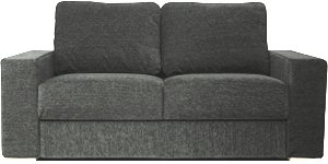 Sker Sofa Beds - Jet Chenile Fabric