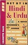 Get by in Hindi and Urdu