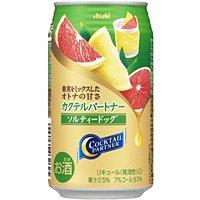 アサヒ カクテルパートナー ソルティ-ドッグ350ml缶1ケース(24本入)