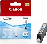 1 Original Printer Ink Cartridge for Canon Pixma MP630 - Cyan