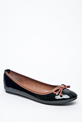 Wanted Bright Casual Flat Shoe