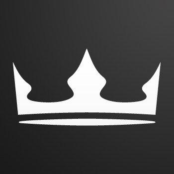 Royal Crown Chess Queen King Kingdom ... White (10 X 5.1 inch) ZZ2X6