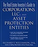 img - for Real Estate Investor`s Guide to Corporations, LLCs, & Asset Protection Entities [PB,2008] book / textbook / text book