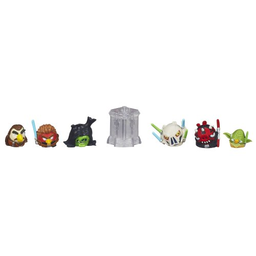 Angry Birds Star Wars Telepods: Jedi vs Sith