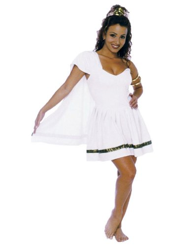 Caesars Girl Lg Halloween Costume - Adult Large