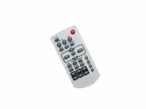 Universal Remote Replacement Control Fit For Panasonic Pt-Tw240 Pt-Rw430U 3Lcd Projector