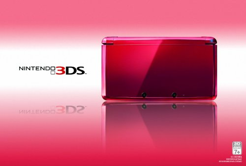 Nintendo-3DS-Flame-Red