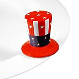 Nora Fleming - Uncle Sam Hat Mini by Nora Fleming