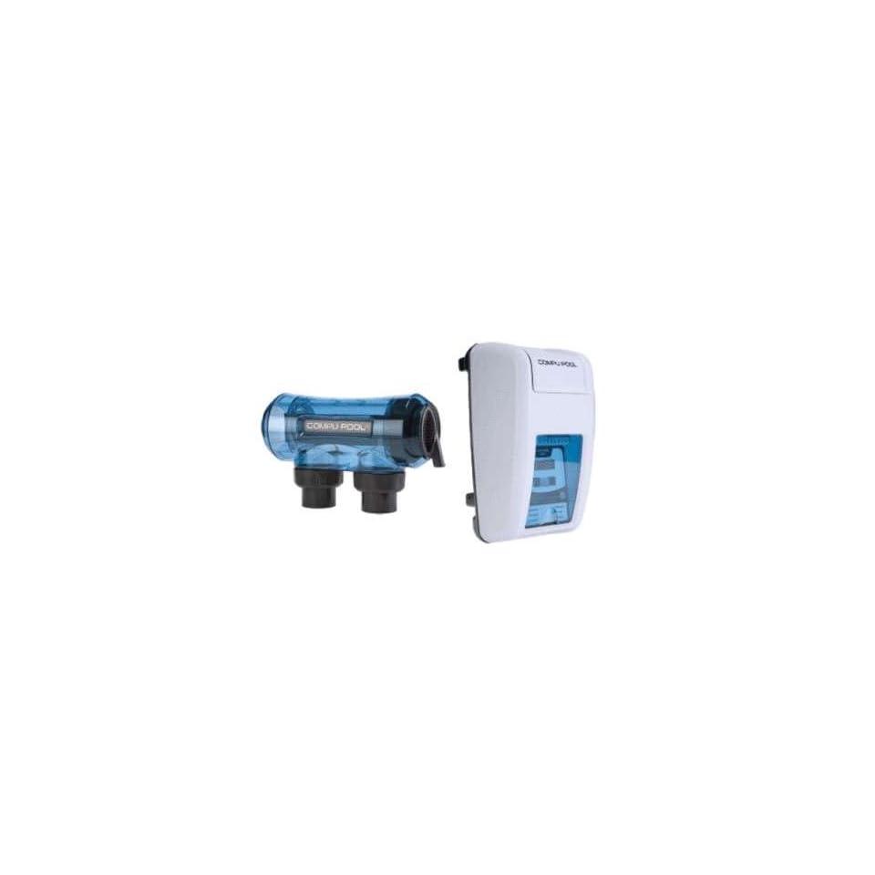 Compu pool   Compu Pool CPSC Series Salt Water Chlorine Generator 40K Gallon