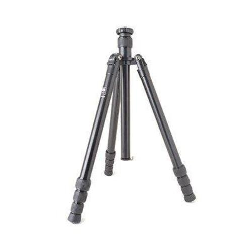 Black Manfrotto 055CX3 Carbon Fiber 3 Section Tripod with Aluminum Castings and Top Plate