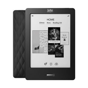Kobo eReader Touch Edition 15.2 cm (6) 2GB black from Kobo