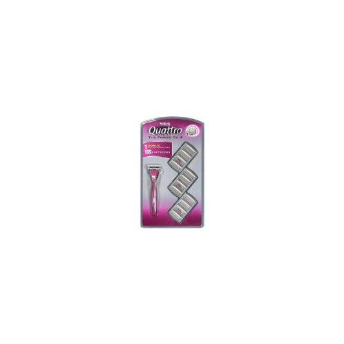 schick-quattro-for-women-razor-plus-12-cartridges
