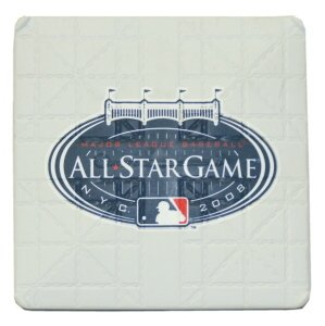 2008 MLB All Star Game Authentic Hollywood Pocket Base