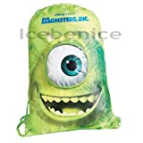 Disney Pixar Monsters Inc. Swim / Gym /Trainer Bag - Pack In A Pocket Bagby Copywright Designs