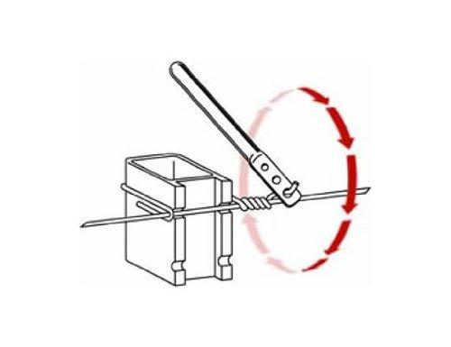 3 Hole Twisting Tool