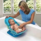 Carter's Infant Deluxe Baby Bather (Blue)