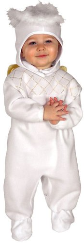Heavenly Baby and Toddler Angel Costume - Infant