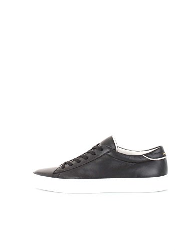 PHILIPPE MODEL PARIS AVLU VL02 BLACK SNEAKERS Uomo BLACK 42