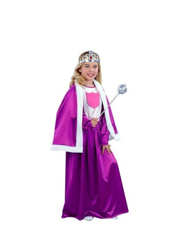 Royal Queen Child Costume