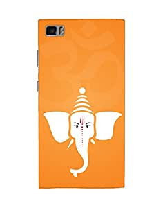 Mobifry Back case cover for Xiaomi Mi 3 Mobile ( Printed design)