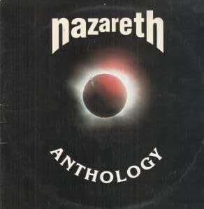 ANTHOLOGY LP UK RAW POWER 1988