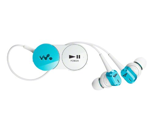 SONY ウォークマン用 Bluetoothヘッドホン ブルー MDR-NWBT10N/L