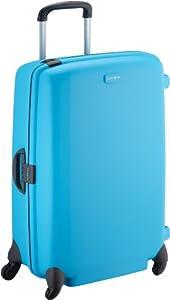 Samsonite Trolley F'LITE YOUNG SPINNER 82/31 AZZURRA BLUE