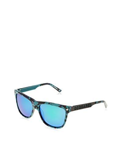 D Squared Sonnenbrille DQ013655 (55 mm) blau