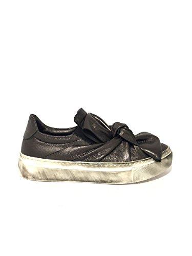 Sneakers DV/278/14 in pelle Divine Follie con fiocco 36, grigio MainApps