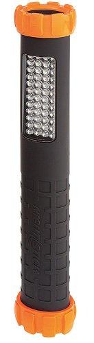 NightStick Flashlight, Led, Black, 150/150/100/260 L