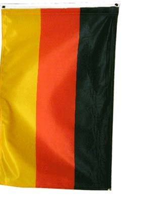 Germany Flag Polyester 3 ft. x 5 ft.