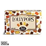 See's Candies 1 lb. 5 oz. Cafe Latte Lollypops