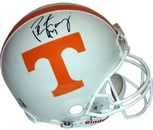 Peyton Manning signed Tennessee Vols Full Size Authentic Helmet- Steiner Hologram