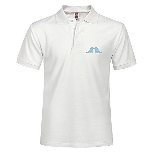 Angel Wings - Angelwings Various Style Sport Men Polo Shirt Quick Dry Polo Uniform