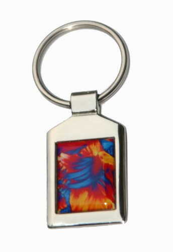 Anatomology 0057 Beta Endorphin Micrograph Key Chain