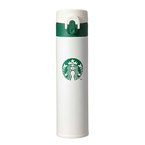 starbucks coffee スターバックス コーヒー スリムハンディーステンレスボトルホワイト (400ml)