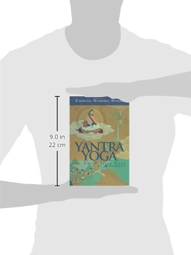 Yantra Yoga: The Tibetan Yoga of Movement: A Stainless Mirror of Jewels: A Commentary on Vairocana's the Union of the Sun and Moon