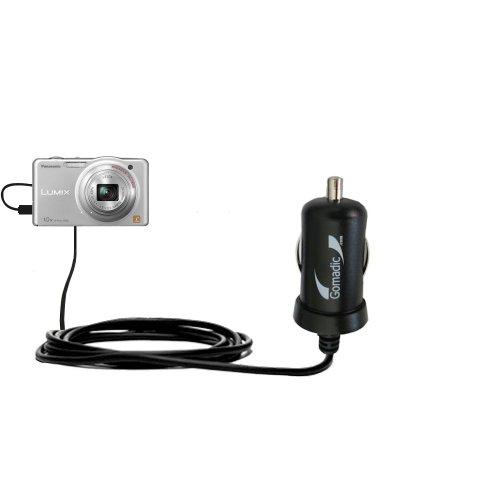 Intelligentes 2A / 10W Kompakt-Ladegerät DC kompatibel mit Panasonic Lumix DMC-SZ1S mit TipExchange Technologie