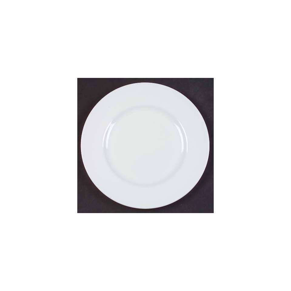 Wedgwood Wedgwood White (Bone) Dessert/Pie Plate, Fine China Dinnerware