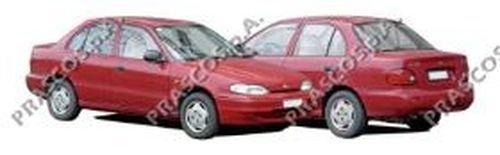 Fensterheber links, vorne Hyundai, Accent