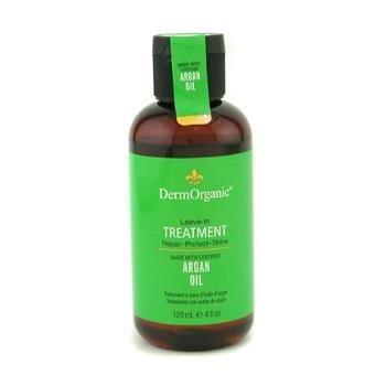 Dermorganic Leave-in Treatment  Argan Oil, 4