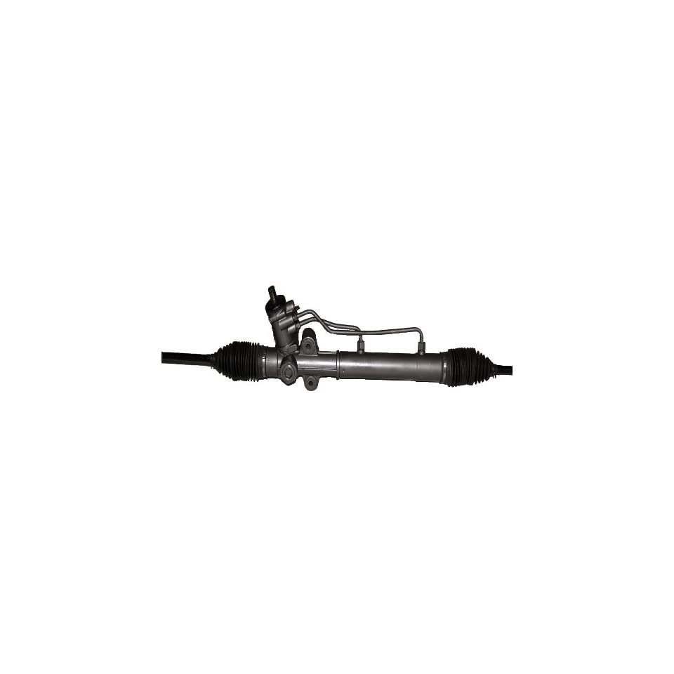 Rack And Pinion Power Steering
