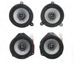 Subaru 2012 Impreza Kicker Upgraded Speakers