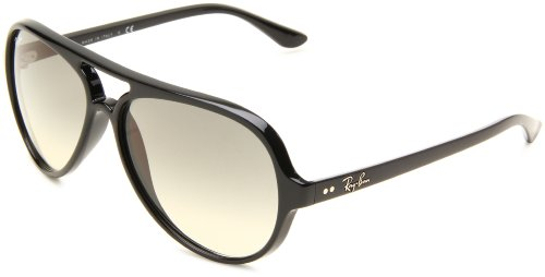ray-ban-mod-4125-lunettes-de-soleil-unisex-adult-noir-taille-59