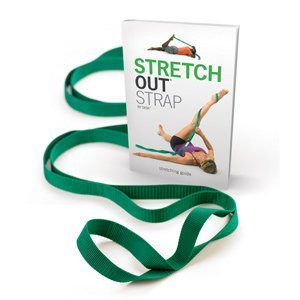 OPTP Stretch Out Strap with Instructional Booklet by OPTP