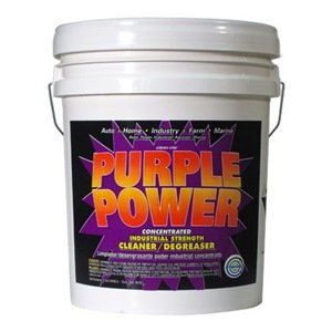 aiken chemical company inc 4325p Purple Power, 5 Gallon, Concentrate, Cleaner and Degreaser by TV Non-Branded Items