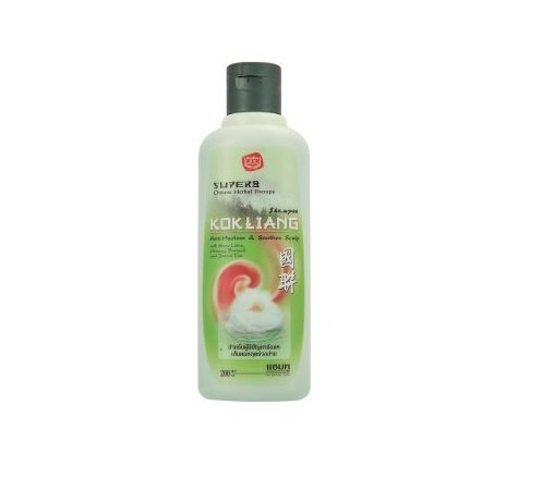 Kok Liang Anti-Hairloss & Soothes Scalp Chinese Herbal Therapy Shampoo 200ml (John Masters Organics Shine On compare prices)